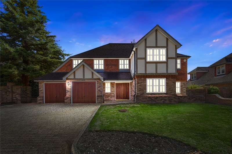 5 Bedrooms Detached House for sale in Beechway, Meopham, Gravesend, Kent, DA13