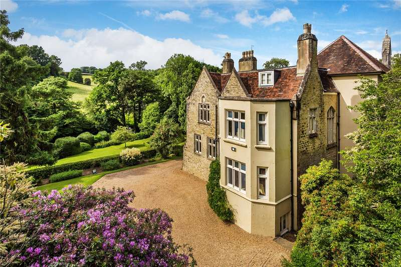 8 Bedrooms Detached House for sale in Tidebrook, Wadhurst, East Sussex, TN5