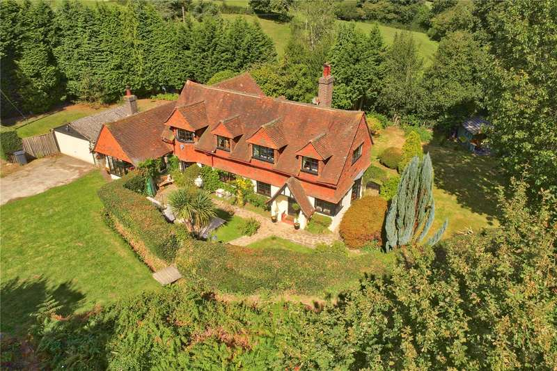 4 Bedrooms Detached House for sale in Fairwarp, Ashdown Forest, East Sussex, TN22