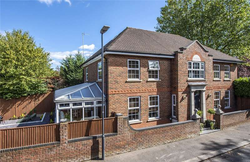 6 Bedrooms Detached House for sale in Temple Mead Close, Stanmore, Middlesex, HA7