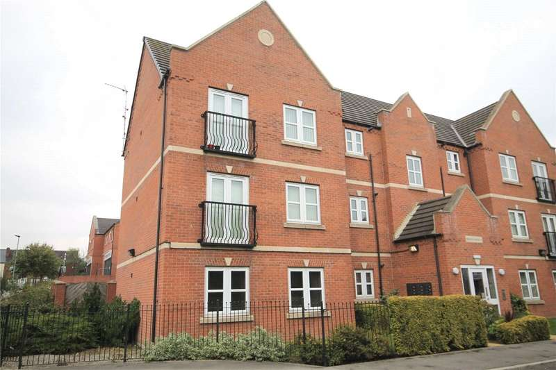 2 Bedrooms Property for rent in Highgate House, Shafton, Barnsley