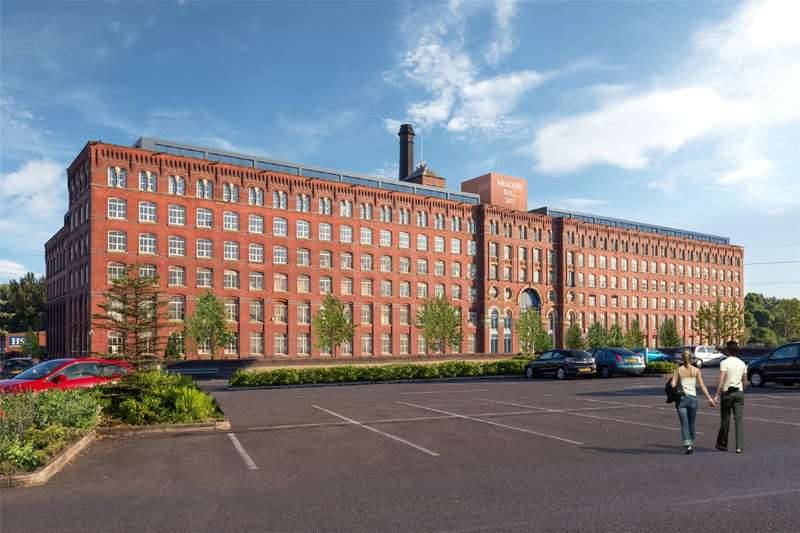 1 Bedroom Apartment Flat for sale in Meadow Mill, Stockport, SK1