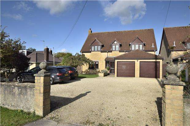 4 Bedrooms Detached House for sale in London Road, Wick, BRISTOL, BS30 5SJ
