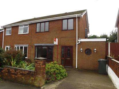 3 Bedrooms Semi Detached House for sale in Froom Street, Chorley, Lancashire