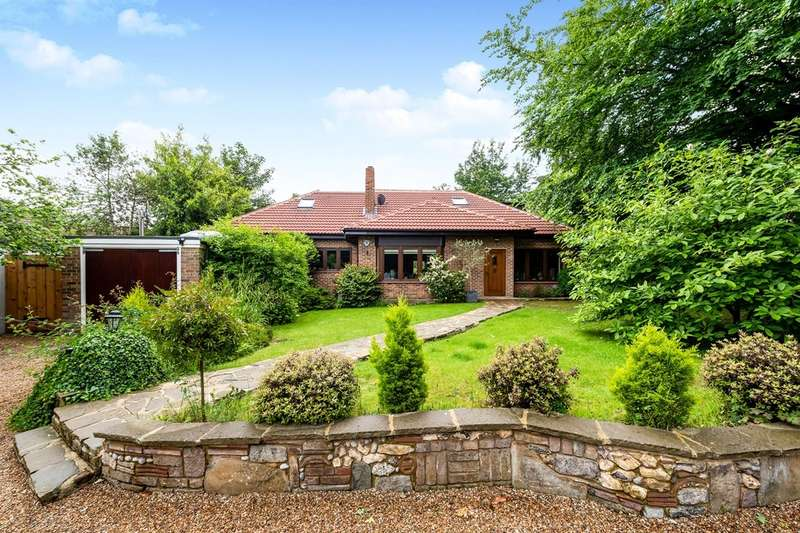 4 Bedrooms Detached Bungalow for sale in Stanstead Road, Caterham, CR3
