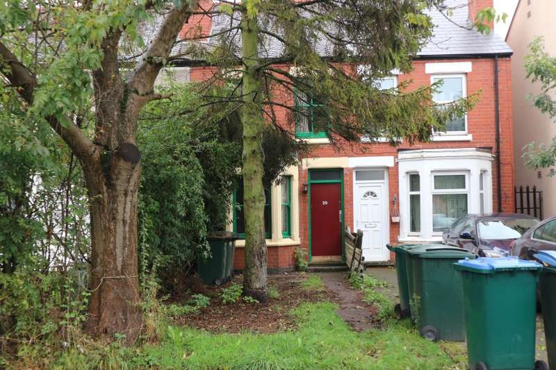 2 Bedrooms Terraced House for sale in 20 Astley Avenue, Foleshill, Coventry