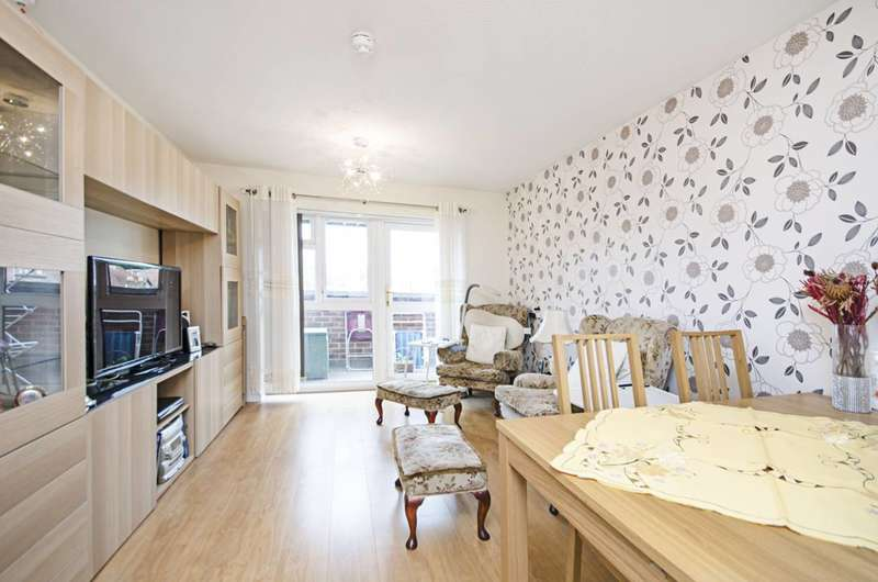 1 Bedroom Flat for sale in Church Road, Hendon, NW4