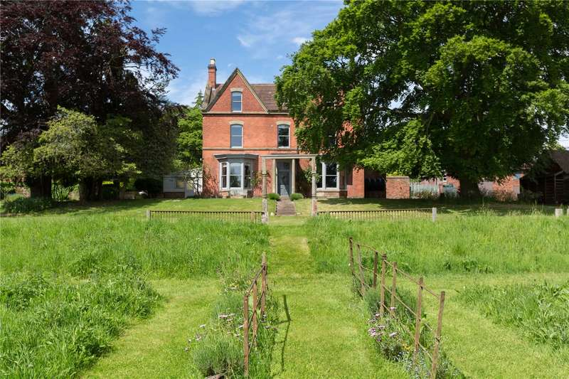 7 Bedrooms Detached House for sale in Kemberton Hall, Kemberton, Shifnal, Shropshire, TF11
