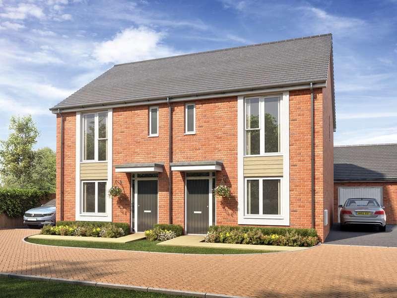 3 Bedrooms Semi Detached House for sale in Cofton Grange, Cofton Hackett, Birmingham, B45
