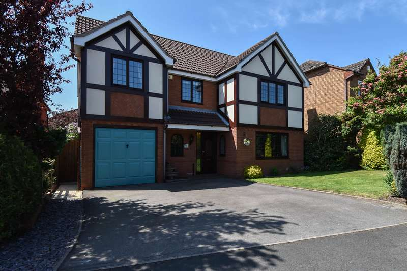 5 Bedrooms Detached House for sale in Long Meadow Road, Lickey End, Bromsgrove, B60