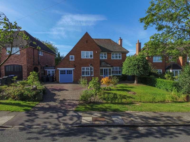 3 Bedrooms Detached House for sale in Newent Road, Bournville Village Trust, Northfield, Birmingham, B31