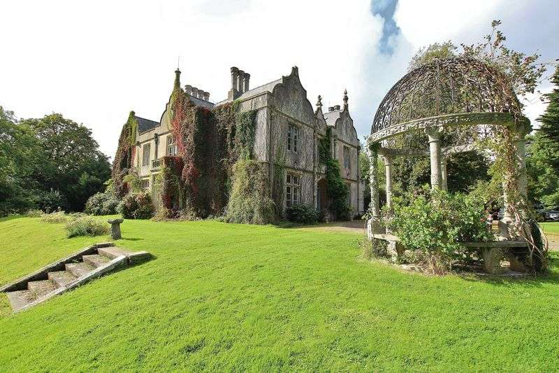 7 Bedrooms Property for sale in Vaendre Hall, St Mellons, Cardiff