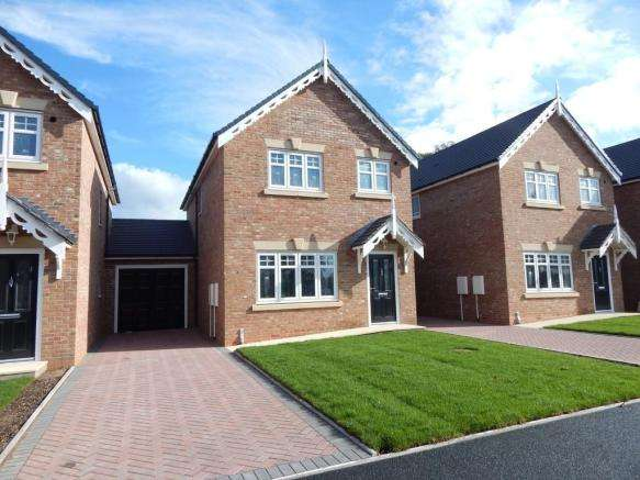 3 Bedrooms Property for sale in Field View, Chase Terrace, Burntwood