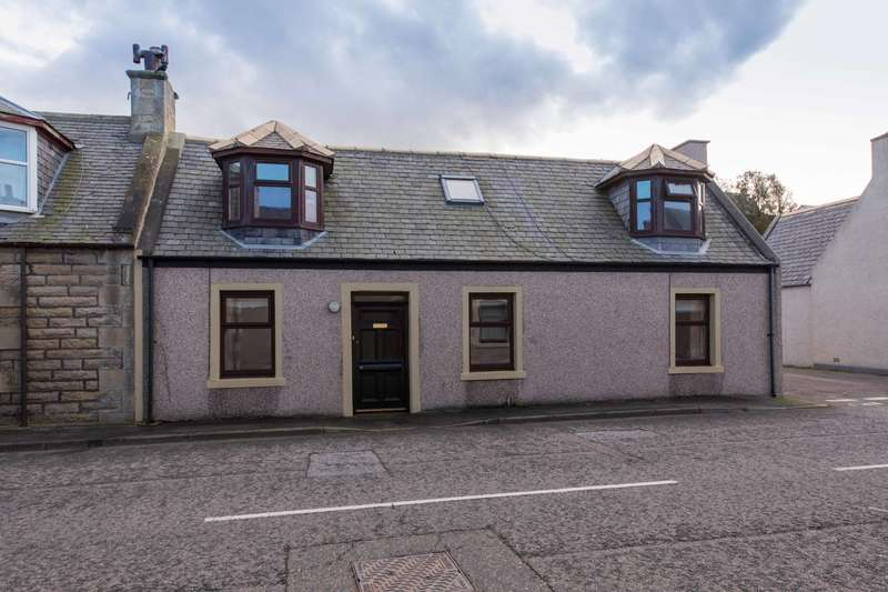 3 Bedrooms Villa House for sale in West High Street, Portgordon, AB56 5QW