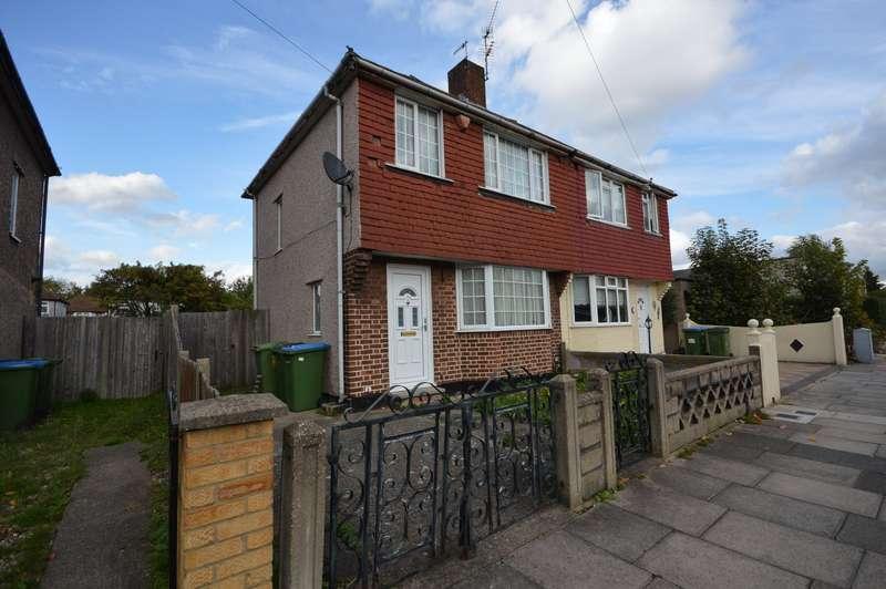 3 Bedrooms Semi Detached House for sale in Blithdale Road, Abbey Wood, London, SE2