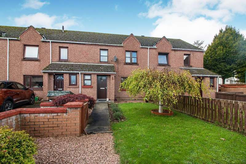 3 Bedrooms House for sale in Kirkton Place, Arbroath, Angus, DD11