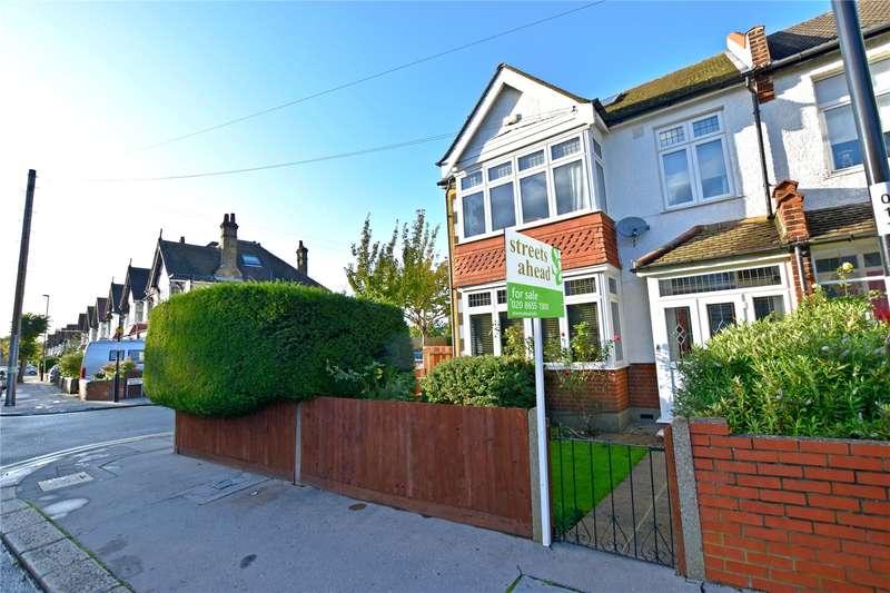 4 Bedrooms Semi Detached House for sale in Bingham Road, Croydon