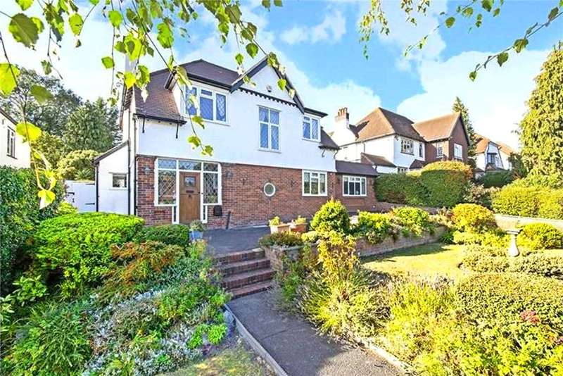 5 Bedrooms Detached House for sale in Manor Wood Road, West Purley, Surrey