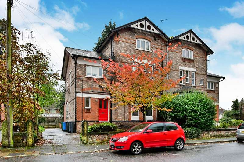 1 Bedroom Apartment Flat for sale in Wolseley Place, Manchester Didsbury, Greater Manchester, M20