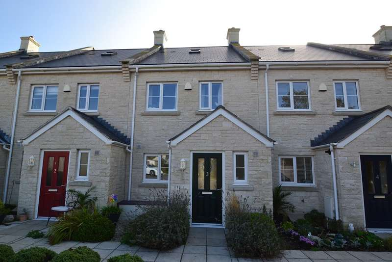 3 Bedrooms Terraced House for sale in Portland