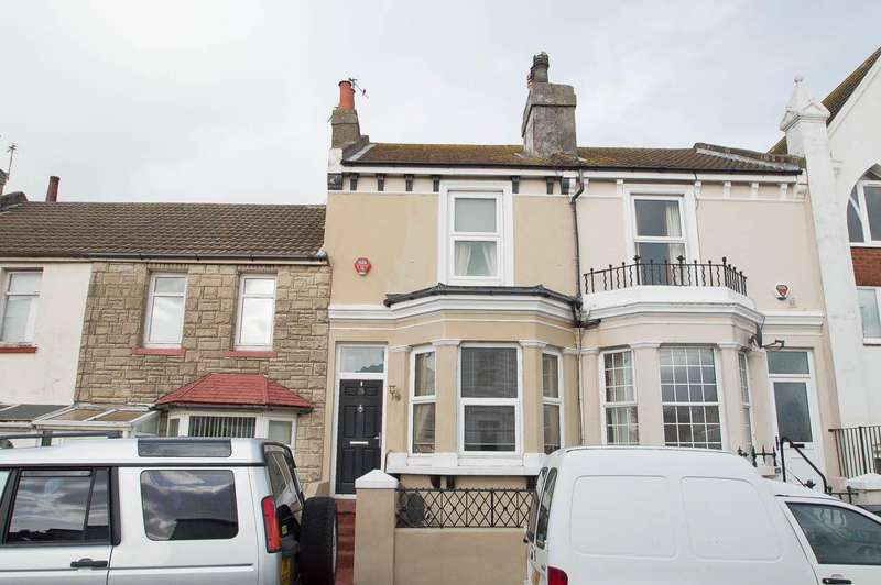 4 Bedrooms Terraced House for sale in Beamsley Road, Eastbourne