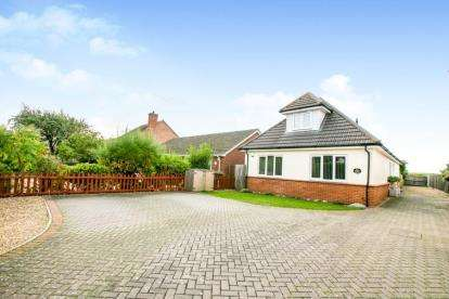 3 Bedrooms Detached House for sale in Hitchin Road, Upper Caldecote, Biggleswade, Bedfordshire