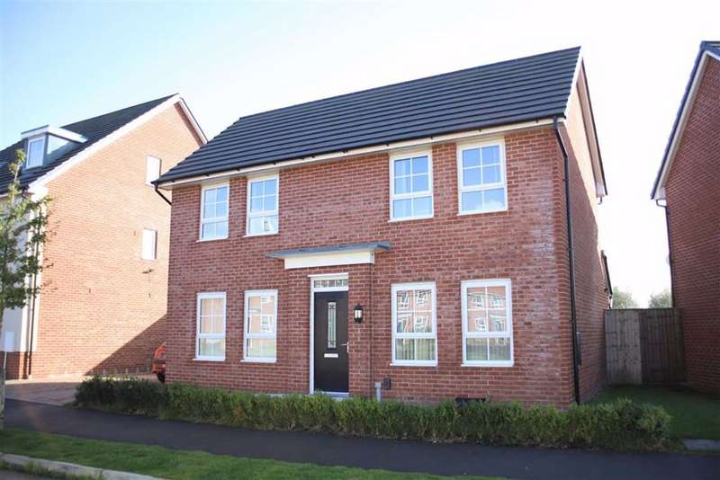 3 Bedrooms Detached House for sale in Thunderbolt Ave, Warton
