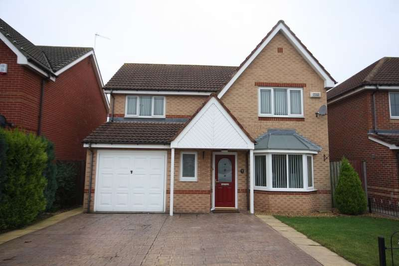 4 Bedrooms Detached House for sale in Carlton Close, Guisborough, TS14