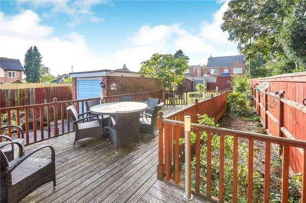 6 Bedrooms House for sale in Grange Avenue, Derby, Derbyshire