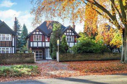 5 Bedrooms Detached House for sale in Wollaton Hall Drive, Nottingham, Nottinghamshire