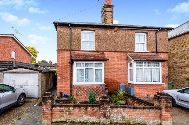 2 Bedrooms Semi Detached House for sale in Ashtead, Surrey