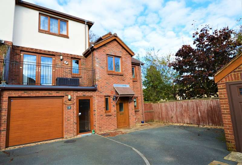 4 Bedrooms Terraced House for sale in Westhill Road, Shanklin