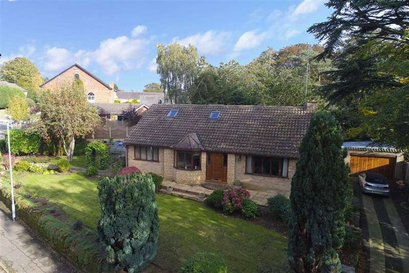 4 Bedrooms Detached Bungalow for sale in Brixworth