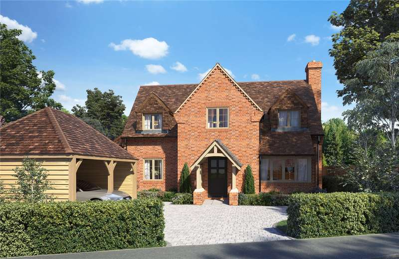 3 Bedrooms Detached House for sale in Frieth Road, Bovingdon Green, Marlow, Buckinghamshire, SL7