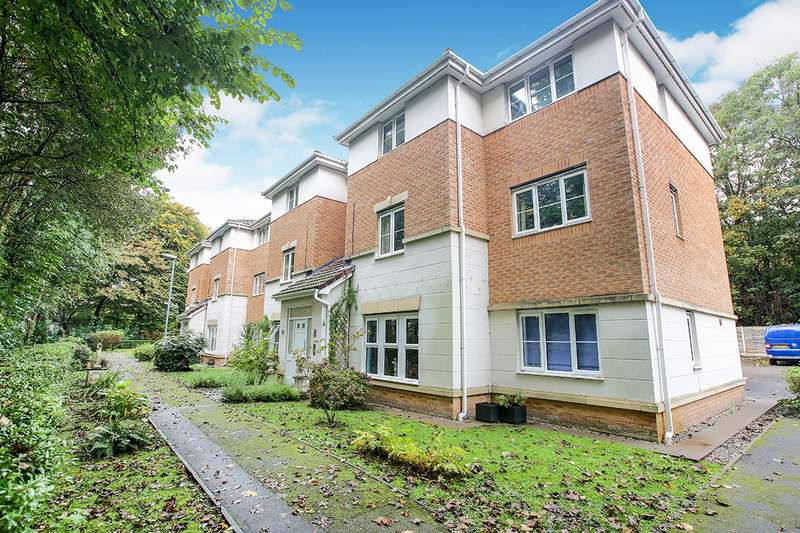 2 Bedrooms Apartment Flat for sale in Christy Close, Hyde, Greater Manchester, SK14
