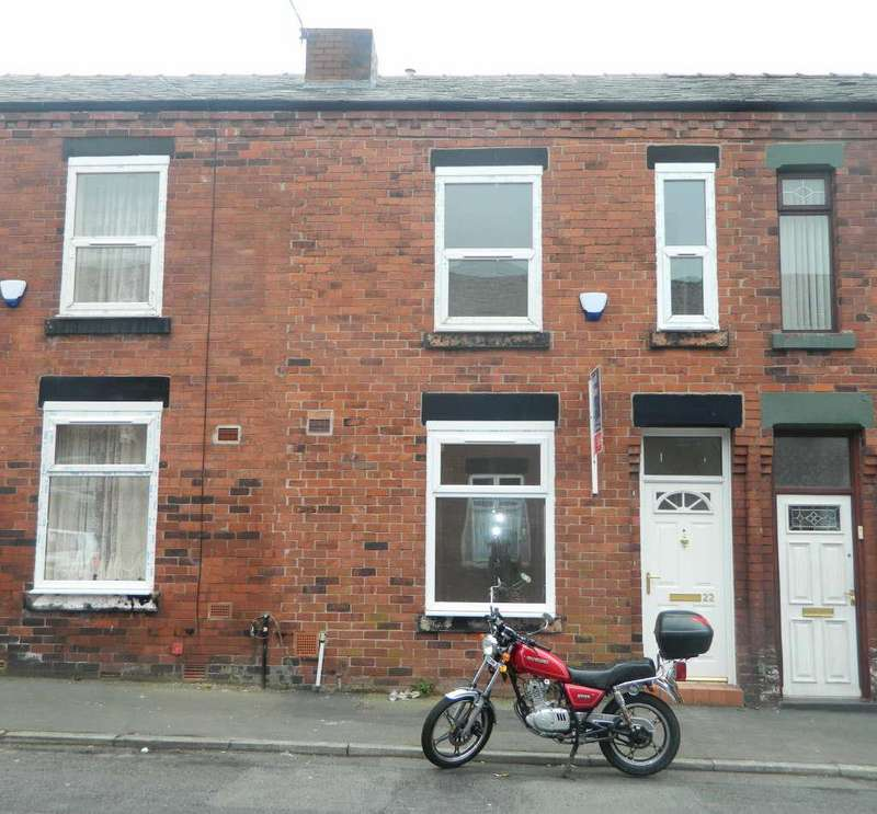 2 Bedrooms Property for sale in Godwin Street, Manchester