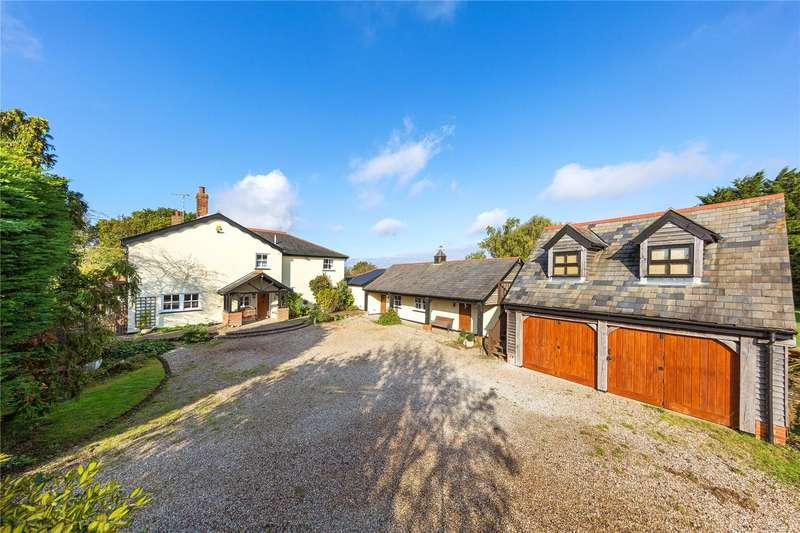4 Bedrooms Detached House for sale in Willingale Road, Willingale, Ongar, Essex, CM5