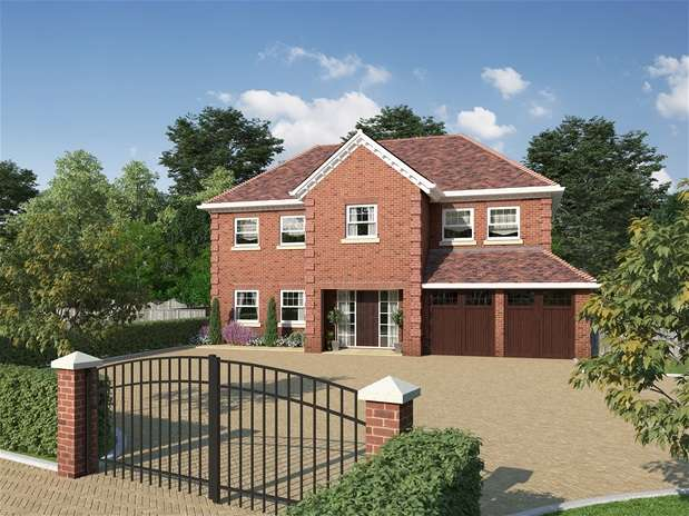 5 Bedrooms House for sale in West Common, Harpenden