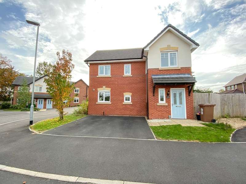 3 Bedrooms Detached House for sale in Malden Road, Newton Le Willows