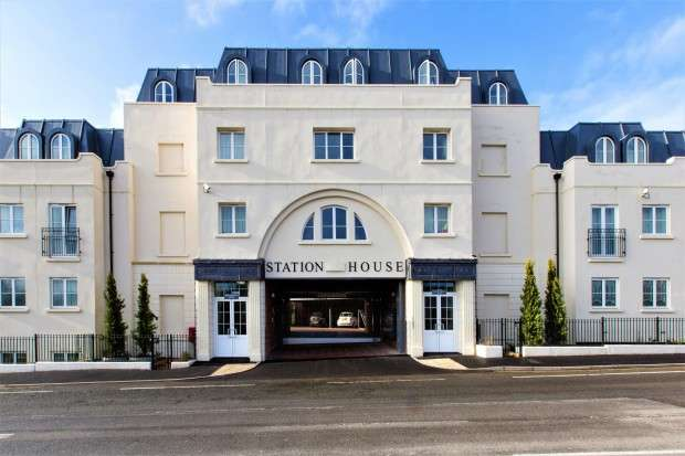 8 Bedrooms Apartment Flat for rent in Station House Old Warwick Road, Leamington Spa, CV31