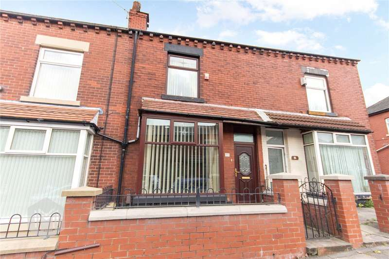 3 Bedrooms Terraced House for sale in Higher Swan Lane, Bolton, Greater Manchester, BL3