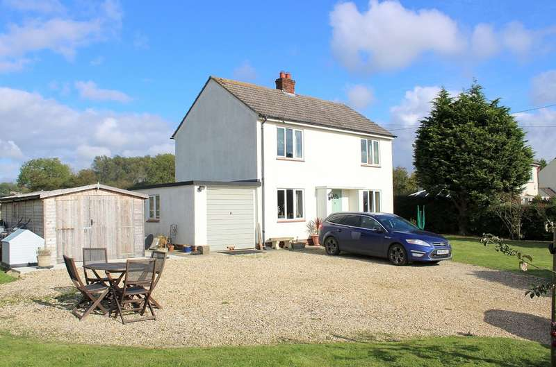3 Bedrooms Detached House for sale in Pylle near Shepton Mallet