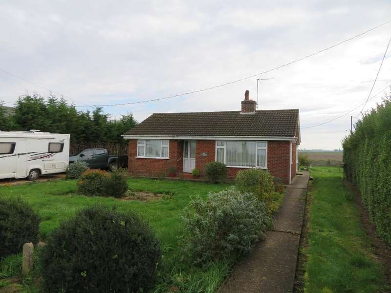 2 Bedrooms Detached House for sale in The Drove, Barroway Drove, Downham Market, Norfolk, PE38 0AN