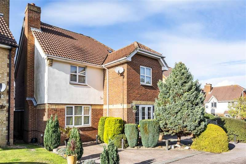 6 Bedrooms Detached House for sale in Laurie Gray Avenue, Blue Bell Hill Village