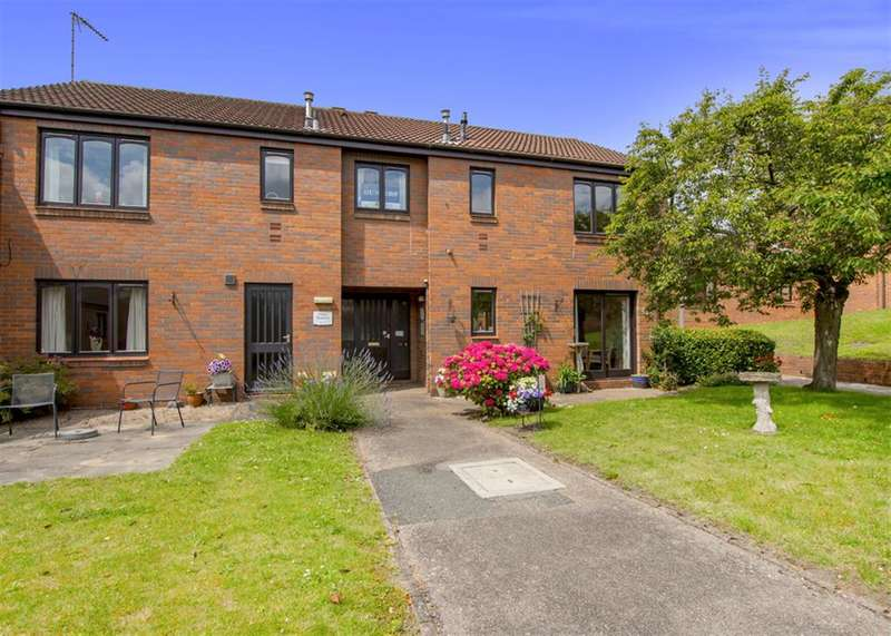 2 Bedrooms Flat for sale in Peakes Croft, Bawtry, Doncaster, DN10 6RJ