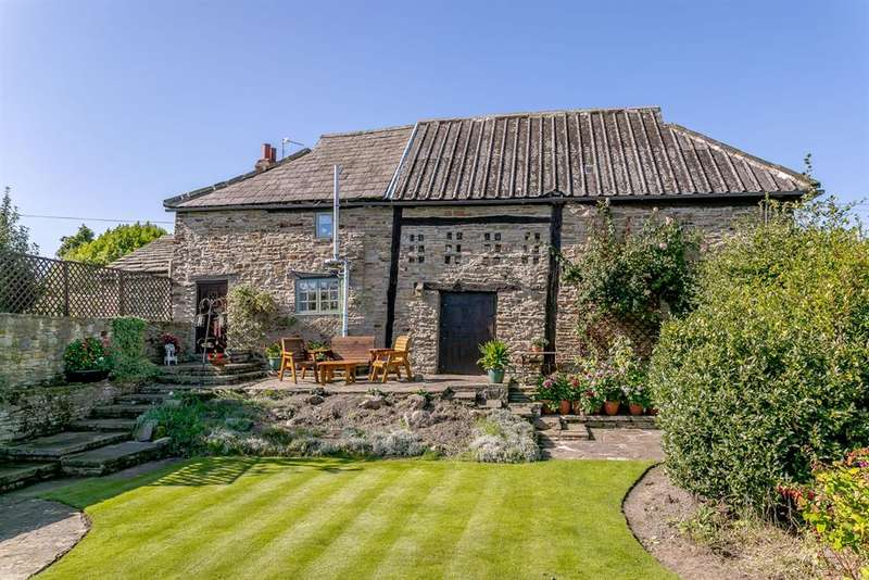 2 Bedrooms Cottage House for sale in Scholes Village, Rotherham, S61 2RQ