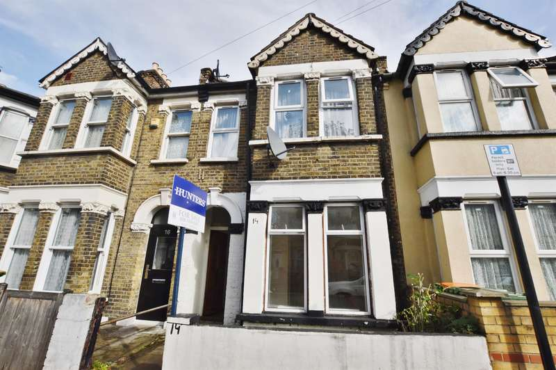 2 Bedrooms Ground Flat for sale in Katherine Road, East Ham, E6 1PB