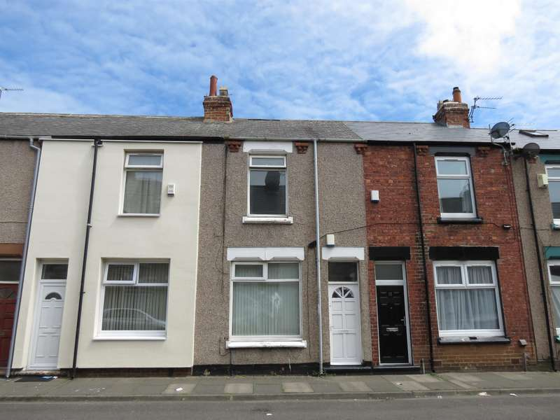 2 Bedrooms Terraced House for sale in Jackson Street , Hartlepool, Cleveland, TS25 5RZ