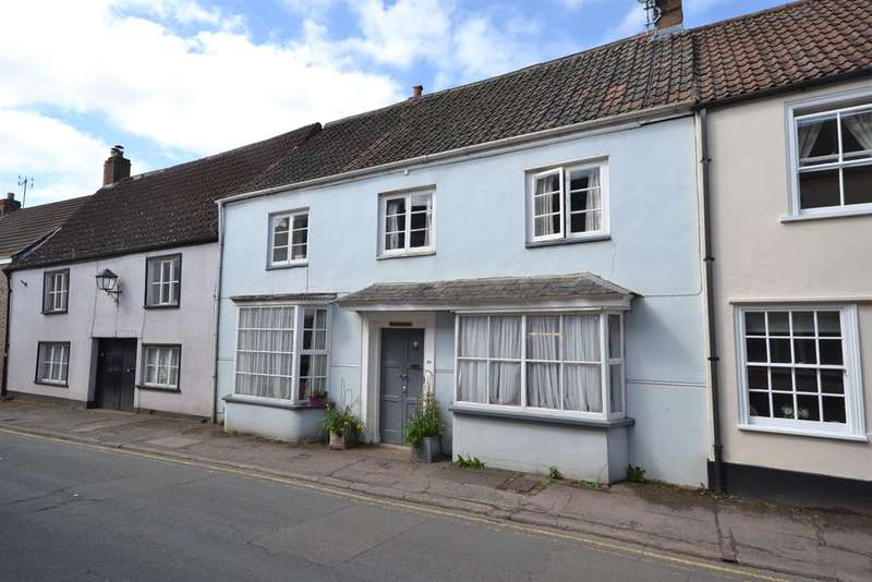 5 Bedrooms Terraced House for sale in High Street, Berkeley, GL13 9BJ
