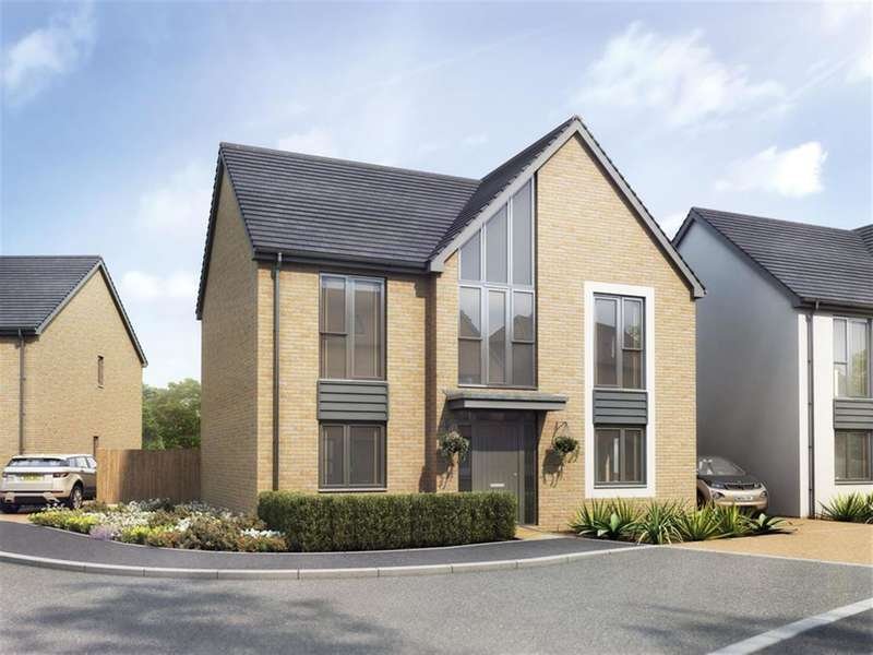 4 Bedrooms Detached House for sale in 1 Wyatt Close, Dursley, GL11 4FB